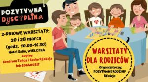 Warsztaty w Wieliczce